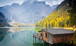 Wanderurlaub Südtirol Pragser Wildsee