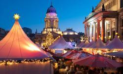 Weihnachtsmarkt Winterurlaub Deutschland