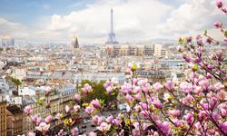 Westeuropa-Urlaub-Frankreich