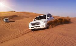 Wüstensafari Jeep Sehenswürdigkeiten Sharjah