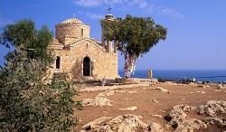 Zypern Lazarus Kirche