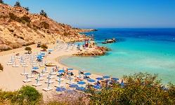 Zypern Nissi Beach