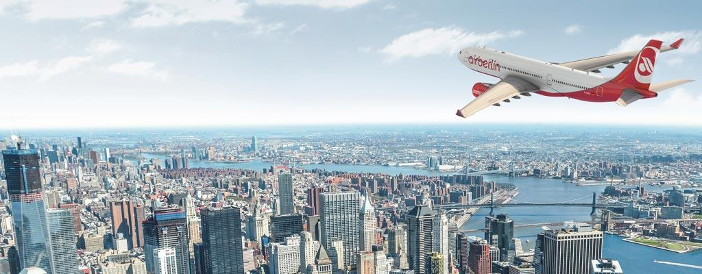 airberlin Fluege weltweit