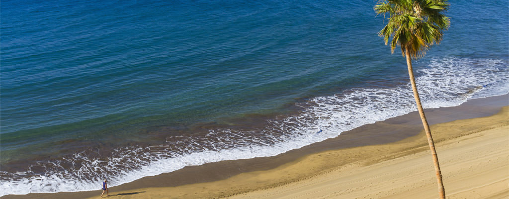 Playa Del Ingles Hotel Am Strand