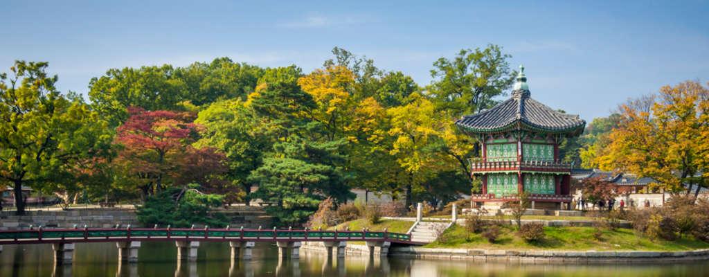 Rundreisen Korea