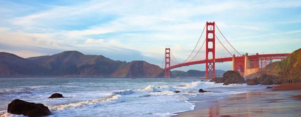 San Francisco Urlaub