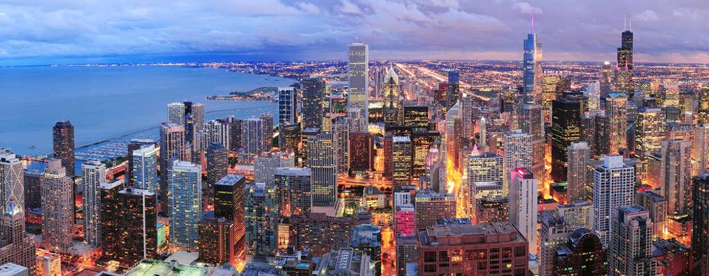 Chicago Illinois Urlaub