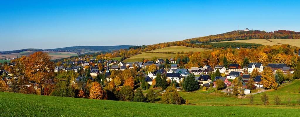 Erzgebirge Reisen