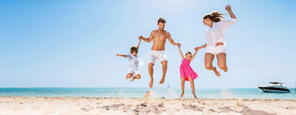 Familienurlaub Spanien