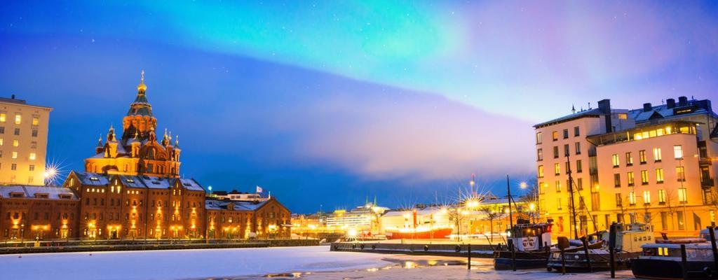 Finnland Urlaub