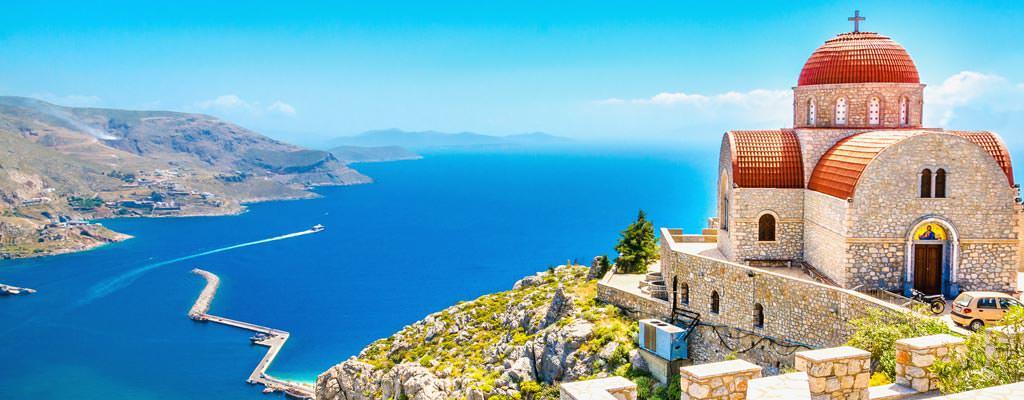 Frühbucher Griechische Inseln