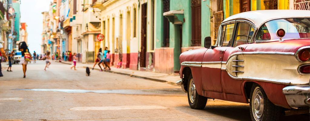 Havanna Urlaub