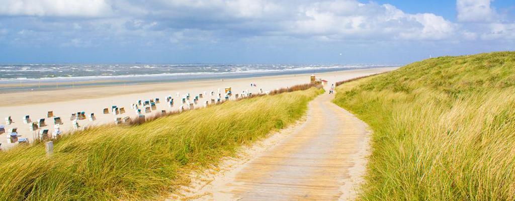 Strandurlaub Holland