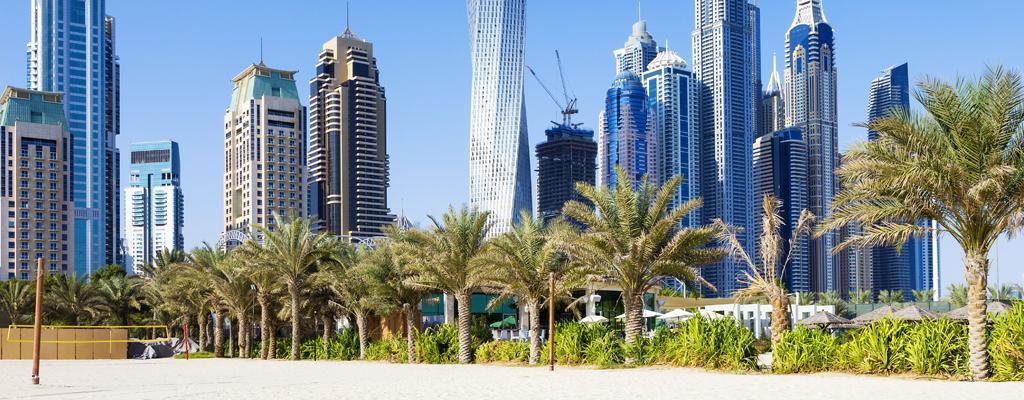 Jumeirah Beach Urlaub