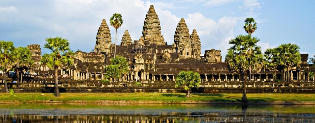 Kambodscha Urlaub