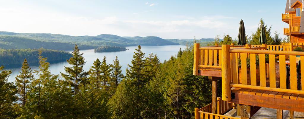 Quebec Urlaub