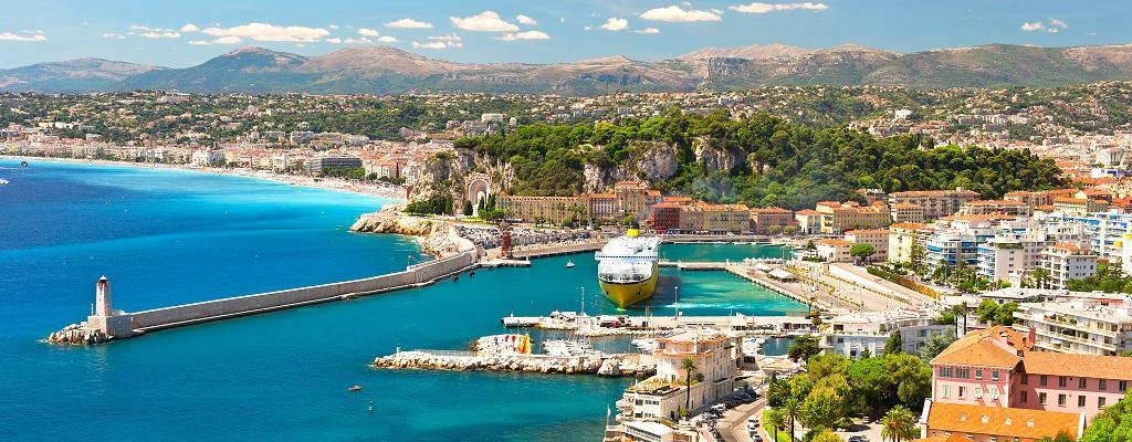 Kurzurlaub Côte d'Azur