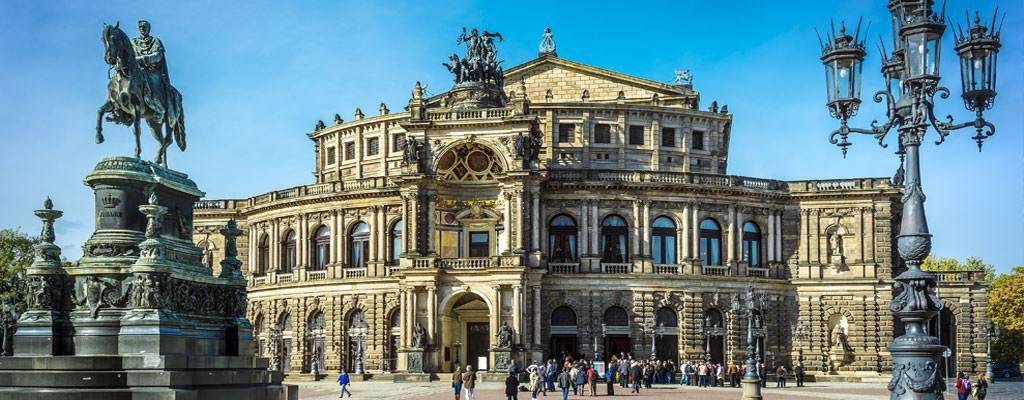 Kurzurlaub Dresden