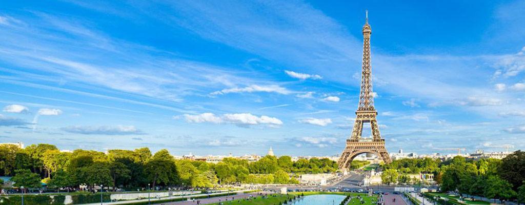 Kurzurlaub Paris