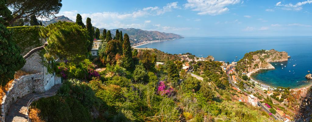 Kurzurlaub Sizilien
