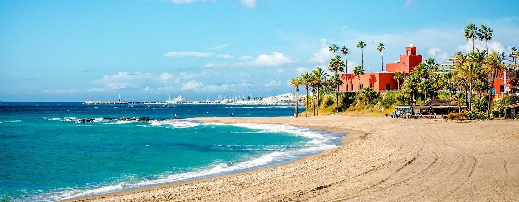 Málaga Urlaub