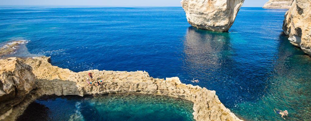 Urlaub Malta Gozo Comino