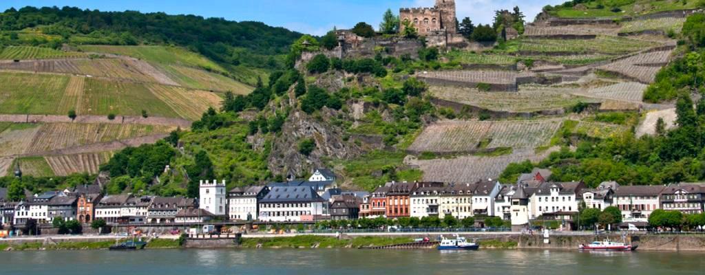 Hotels In Zell Mosel Deutschland