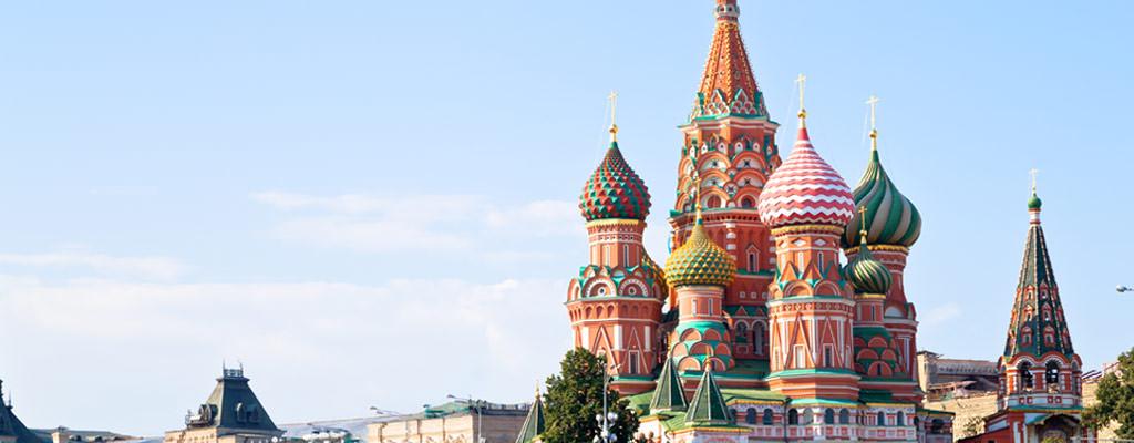 Moskau St. Petersburg Staedtereisen