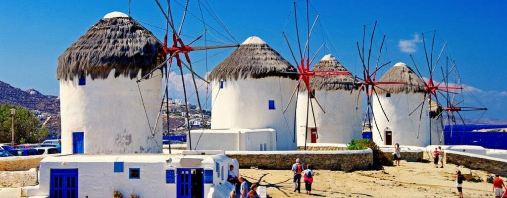 Mykonos Urlaub
