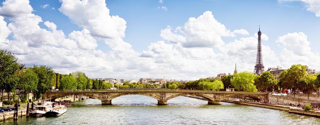 Paris Reise