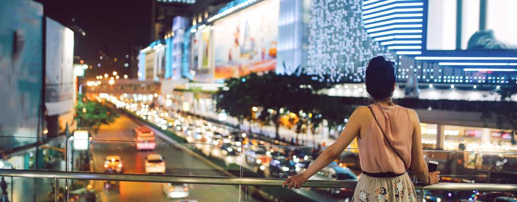 Urlaub Bangkok