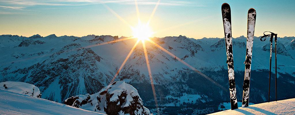 Schweizer Wintervergnügen