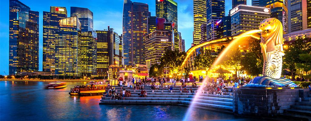 Singapur Urlaub