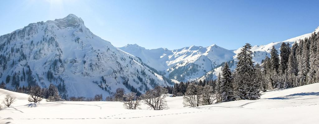 Winterurlaub Allgäu