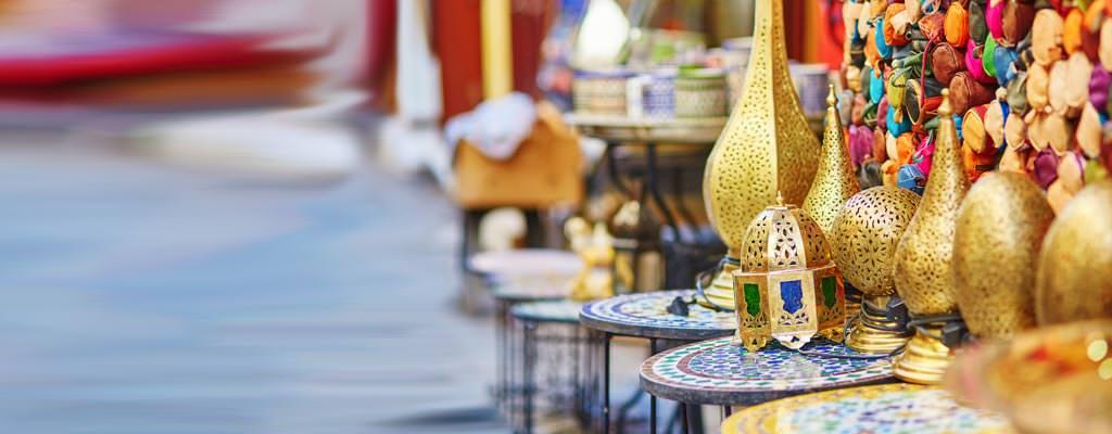 Städtereise Marrakesch