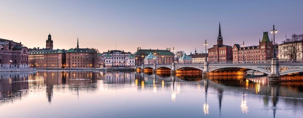 Staedtereise Stockholm