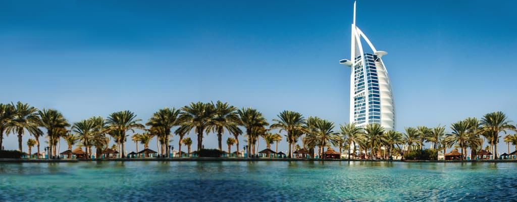 Dubai Hotel Und Flug Strand