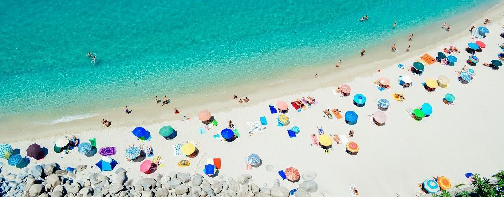 Strandurlaub Italien