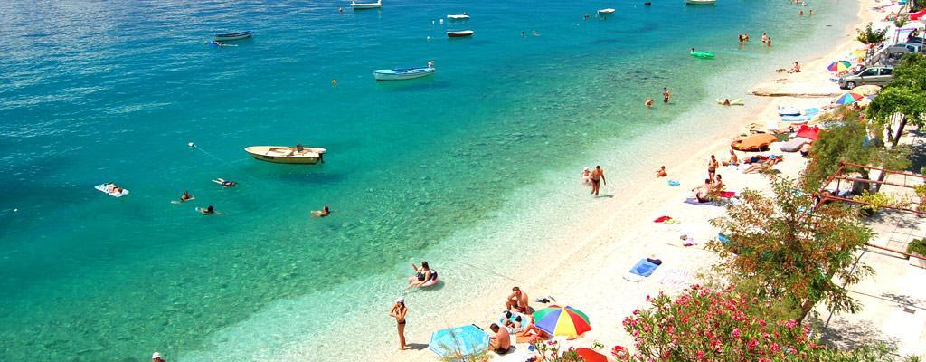 Strandurlaub Kroatien