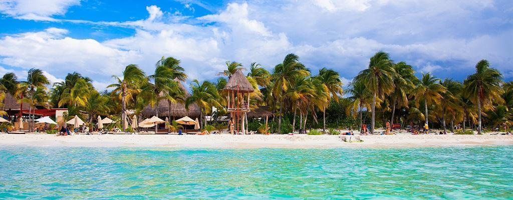 Strandurlaub Mexiko