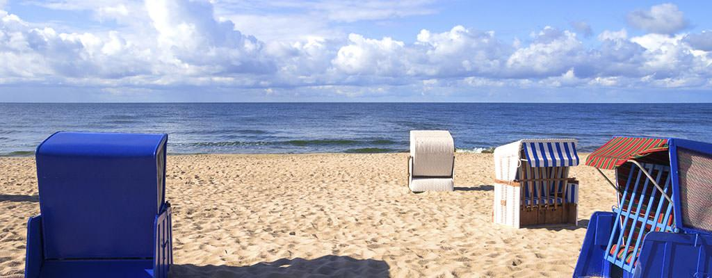 Strandurlaub Nordsee