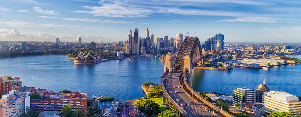 Sydney Urlaub