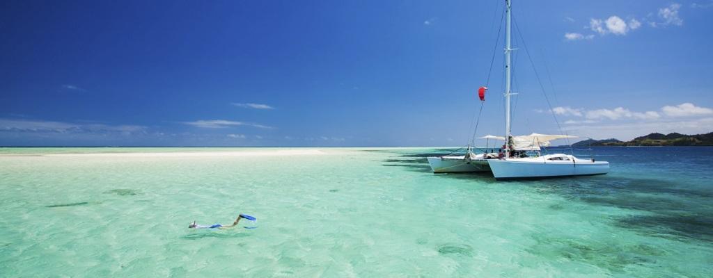 Tahiti Urlaub