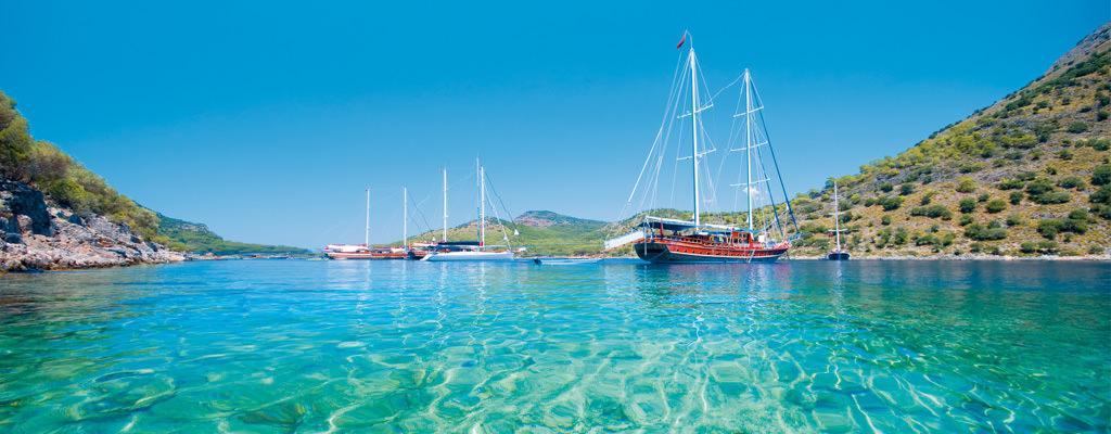 Urlaub an der Türkischen Ägäis