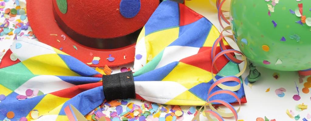 Urlaub Fasching Karneval