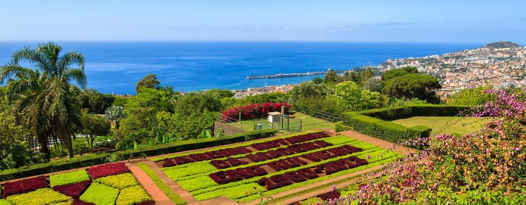 Urlaub Madeira