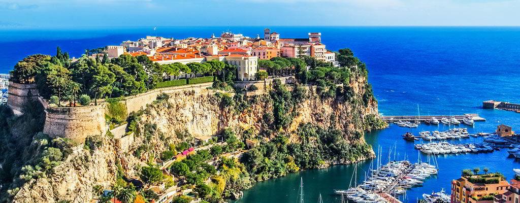 Urlaub Monaco