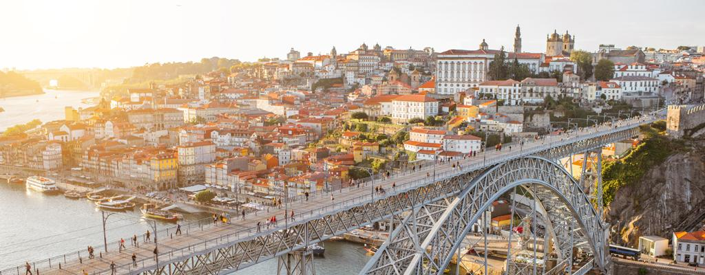 Urlaub Porto