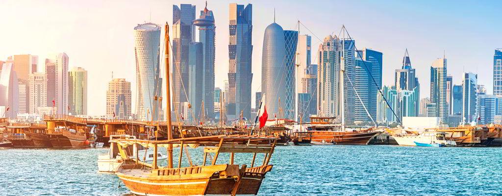 Qatar Urlaub