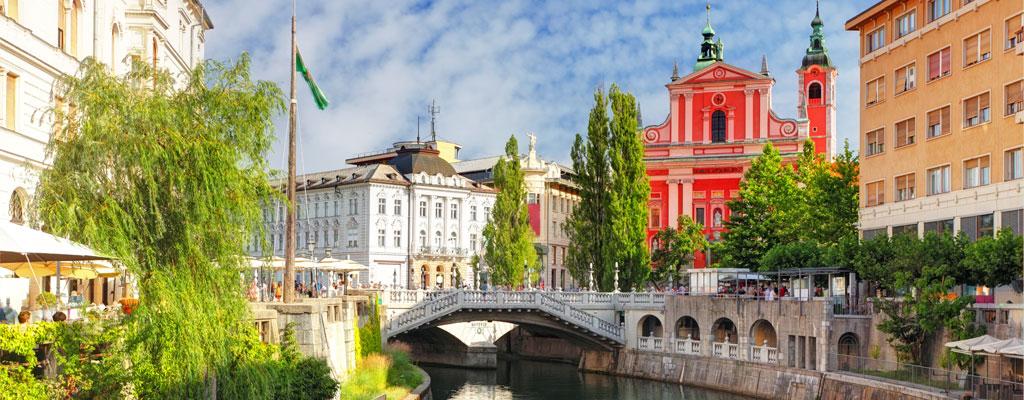 Urlaub Slowenien